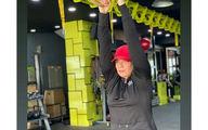 زن ایرانی رکورد قویترین زن جهان را شکست! + فیلم و عکس