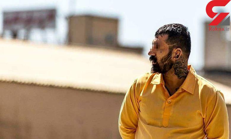 فوری / وحید مرادی در زندان کرج کشته شد + عکس