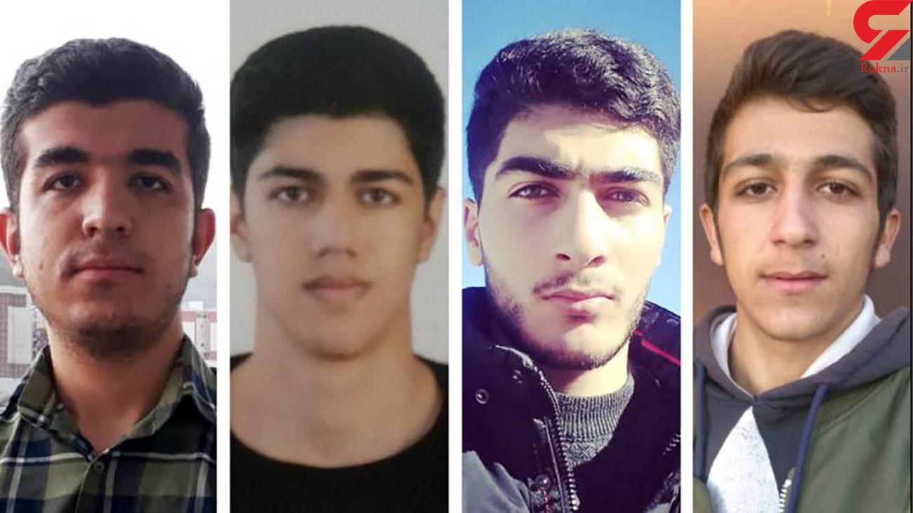 رقابت شیطانی حامد با 7 همکلاسی نابغه در کنکور / به عقل جن هم نمی رسد + عکس