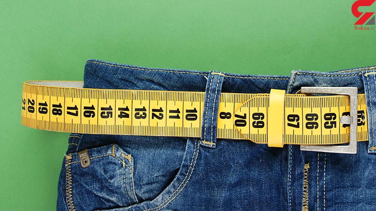 نکات منفی و رایج کاهش وزن!
